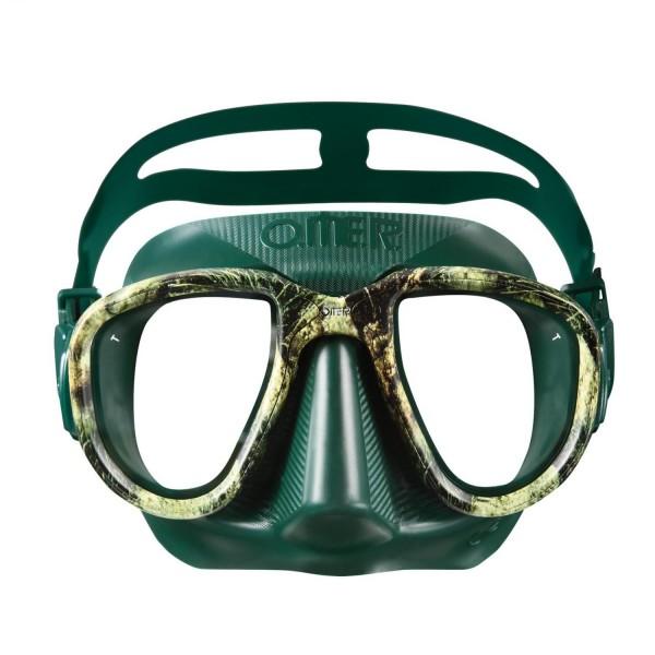 Маска Omersub Alien mask - Sea Green