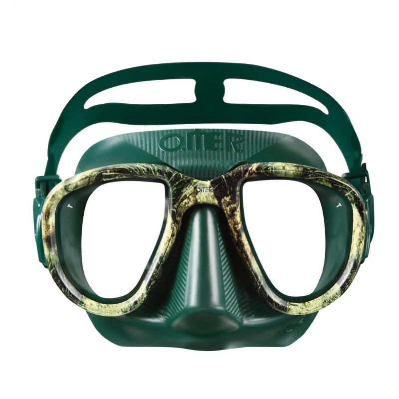 Маска Omersub Alien mask - Sea Green