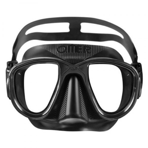 Маска Omersub Alien mask - black silicone - black