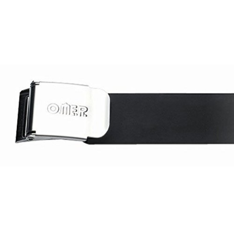 Колан Omer Rubber weight belt - s.s. buckle