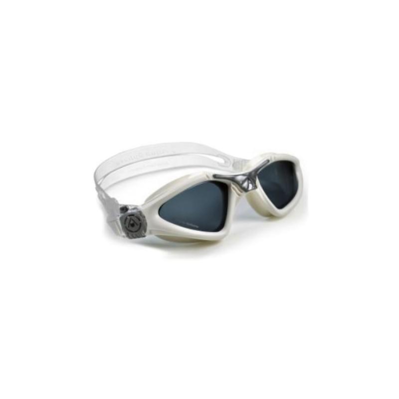 KAYENNE Dark lens / White, Очила за плуване Aquasphere