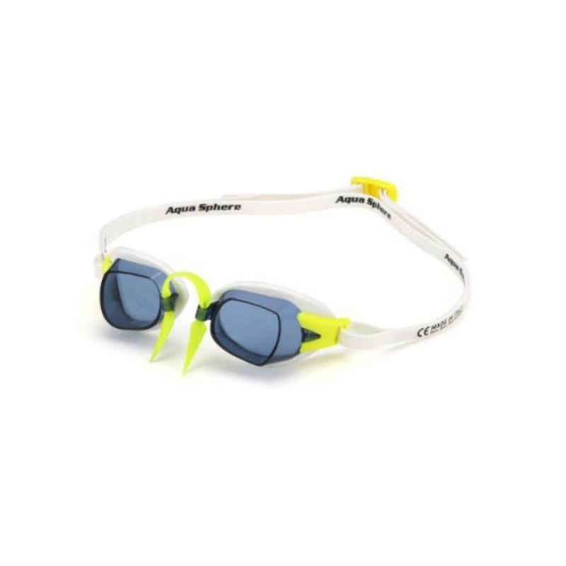 Chronos White/Lime DK, Очила за плуване MP