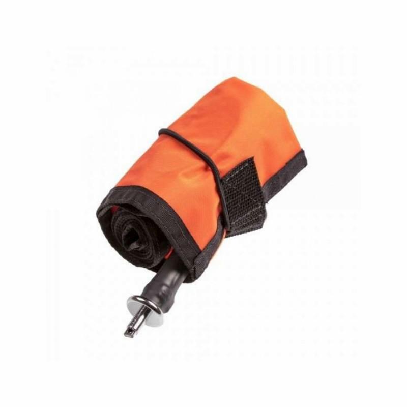 3.3' (1 m ) long orange, Буй Diver's Alert Marker, Halcyon