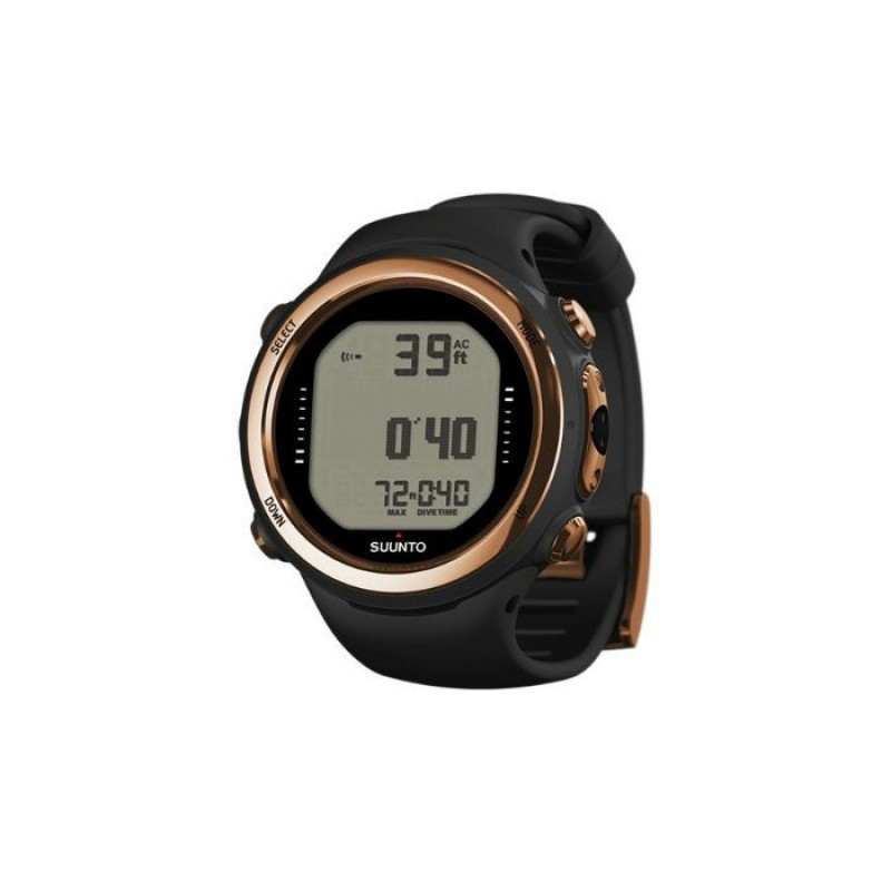 COPPER WITH USB, SUUNTO D4I NOVO