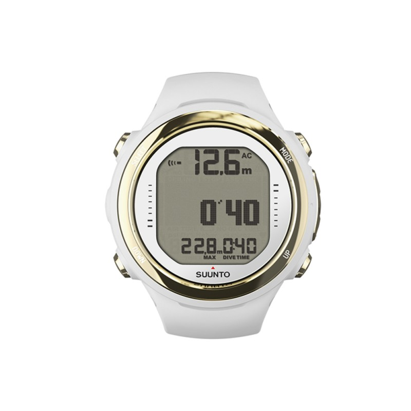 LIGHT GOLD WITH USB, SUUNTO D4I NOVO
