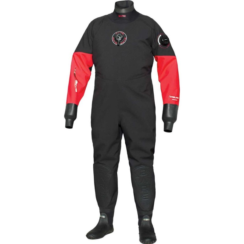 Trilam Tech Dry Red, Сух костюм, Bare